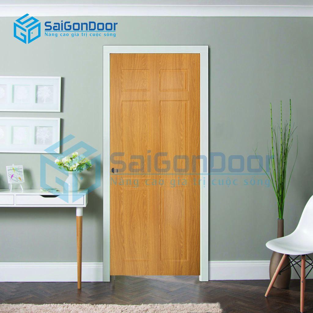Cửa nhựa giả gỗ phòng khách SYB.305-B02